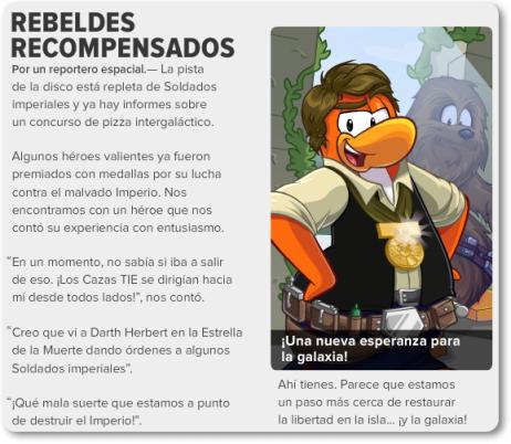 ¡Diario de Club Penguin: Edición #407!   Club Penguin Secret   Trucos de Club Penguin   Códigos ...