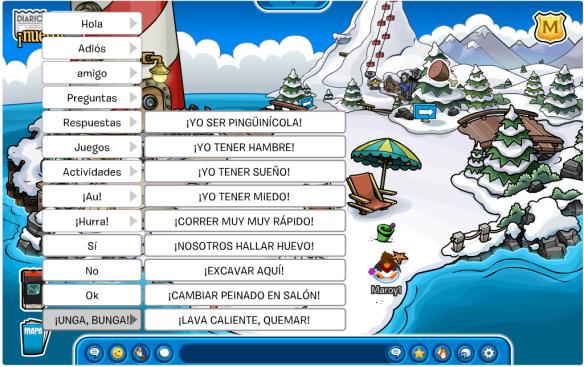 Viaje A La Prehistoria 2014 Chat Emoticones Codigos De