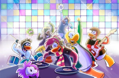 cadence penguin band